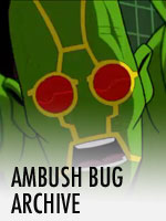 Ambush Bug Archive