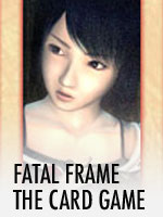 Fatal Frame Card Game