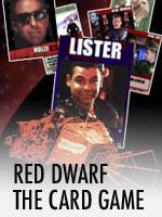 Red Dwarf Card Game