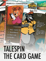 Talespin Card Game